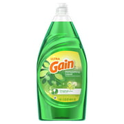 Gain Ultra Dishwashing Liquid, Original, 40 fl oz