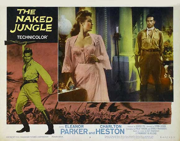 Opinion, the naked jungle movie