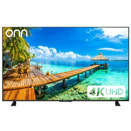 "onn. 65"" Class 4K Ultra HD (2160P) UHD LED TV (ONA65UB19E07)"