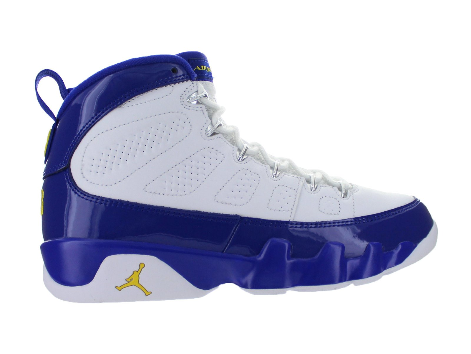 best service b650b 36a9e ... greece mens air jordan 9 ix retro kobe bryant pe lakers white tour  yellow dd332 f3489