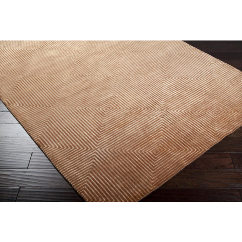 4' x 6' Cusco Spice Wool Area Throw Rug