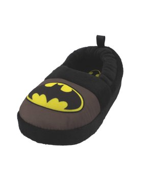 53248e115c41 Product Image DC Comics Batman Superhero Boys Aline Slippers  (Toddler Little Kid) BMF235