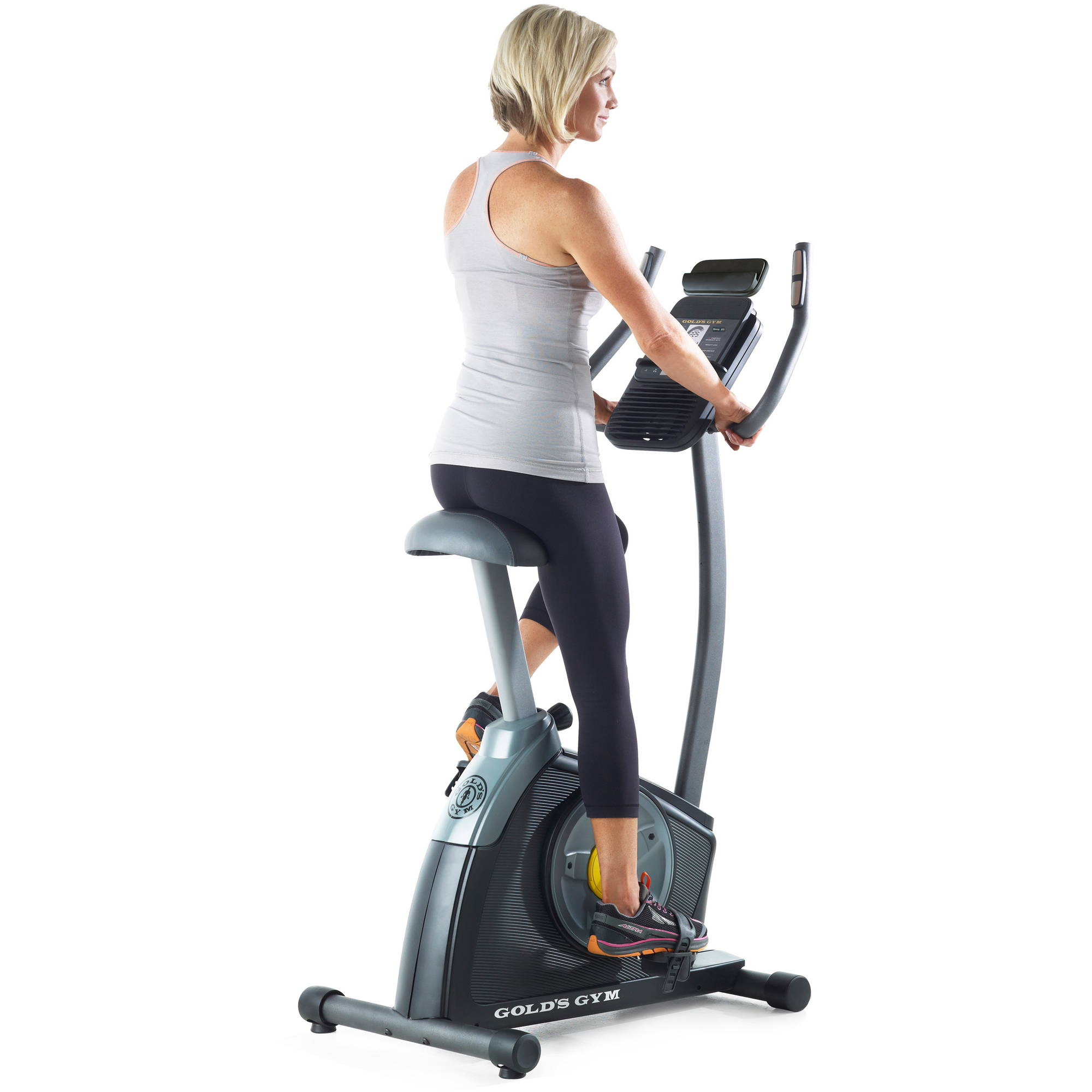Gold S Gym Cycle Trainer 300 Ci Upright Exercise Bike