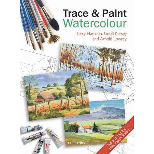 Trace & Paint Watercolour