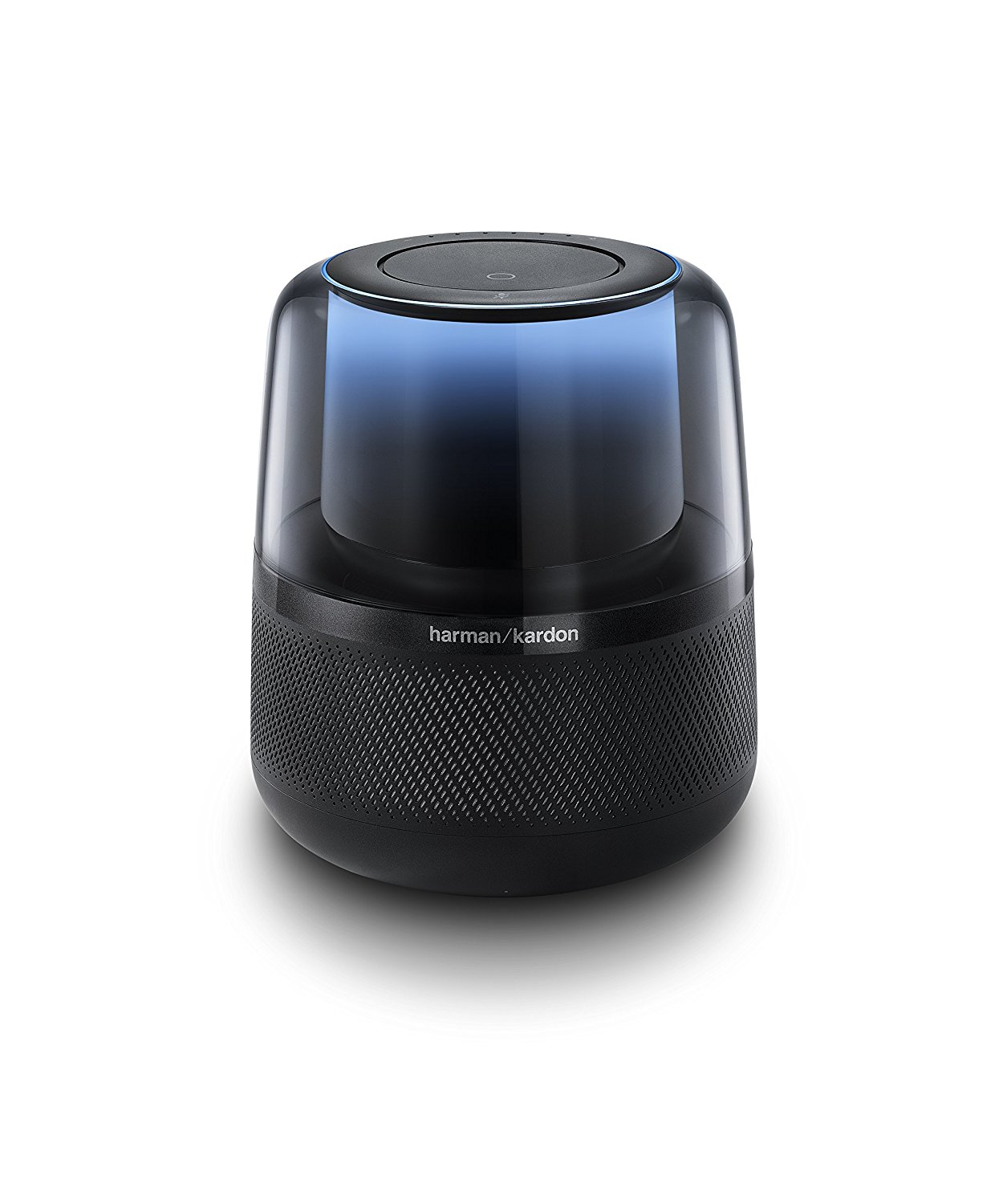 Harman Kardon Allure Voice-Activated Home Speaker with Alexa, Black by Harman Kardon