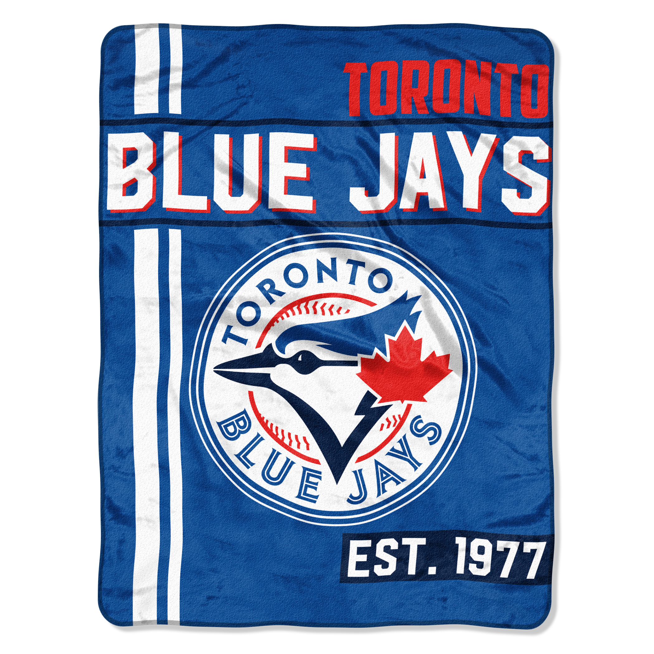 "MLB Toronto Blue Jays ""Walk Off"" 46""x 60"" Micro Raschel Throw"