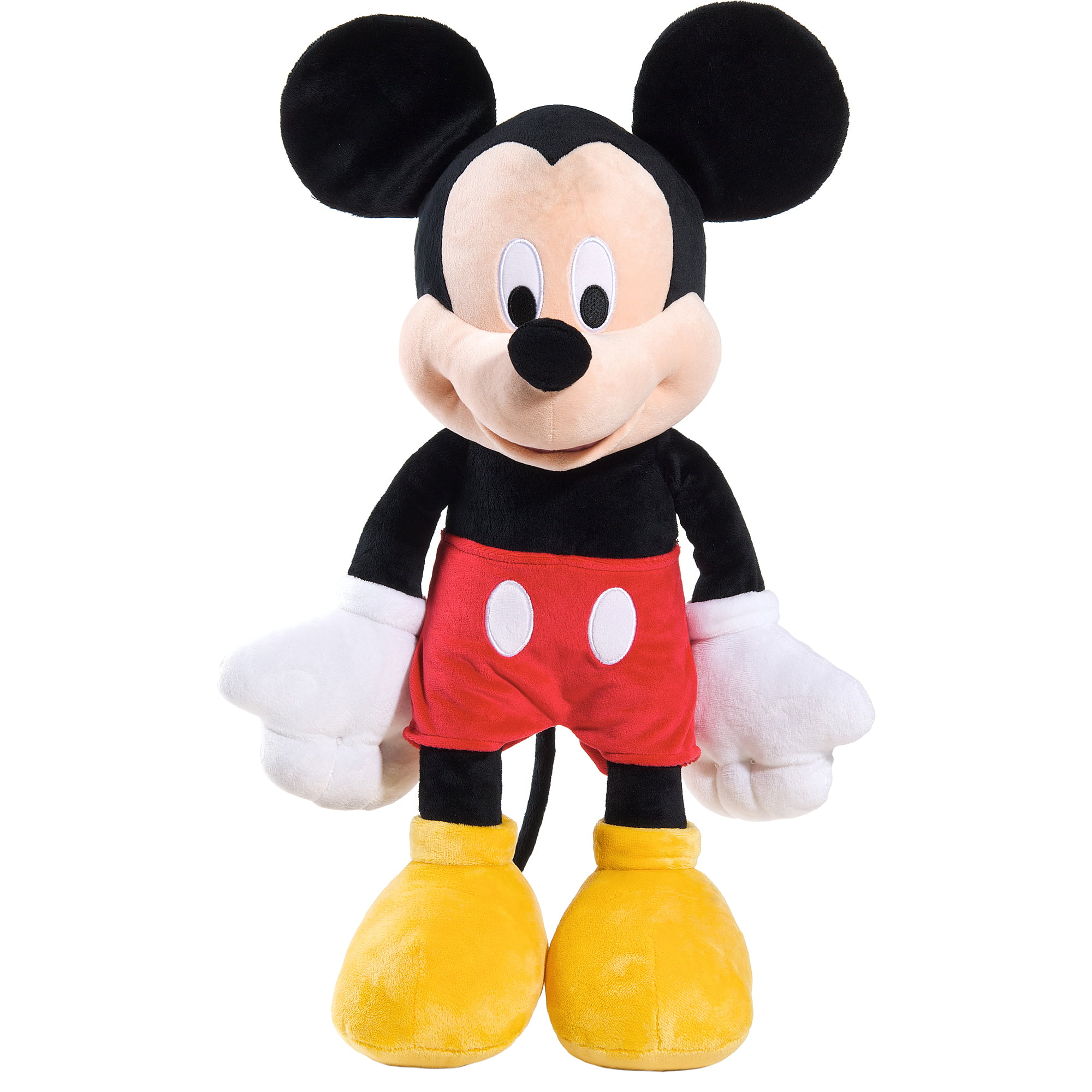 Mickey Mouse Toys : Disney mickey plush