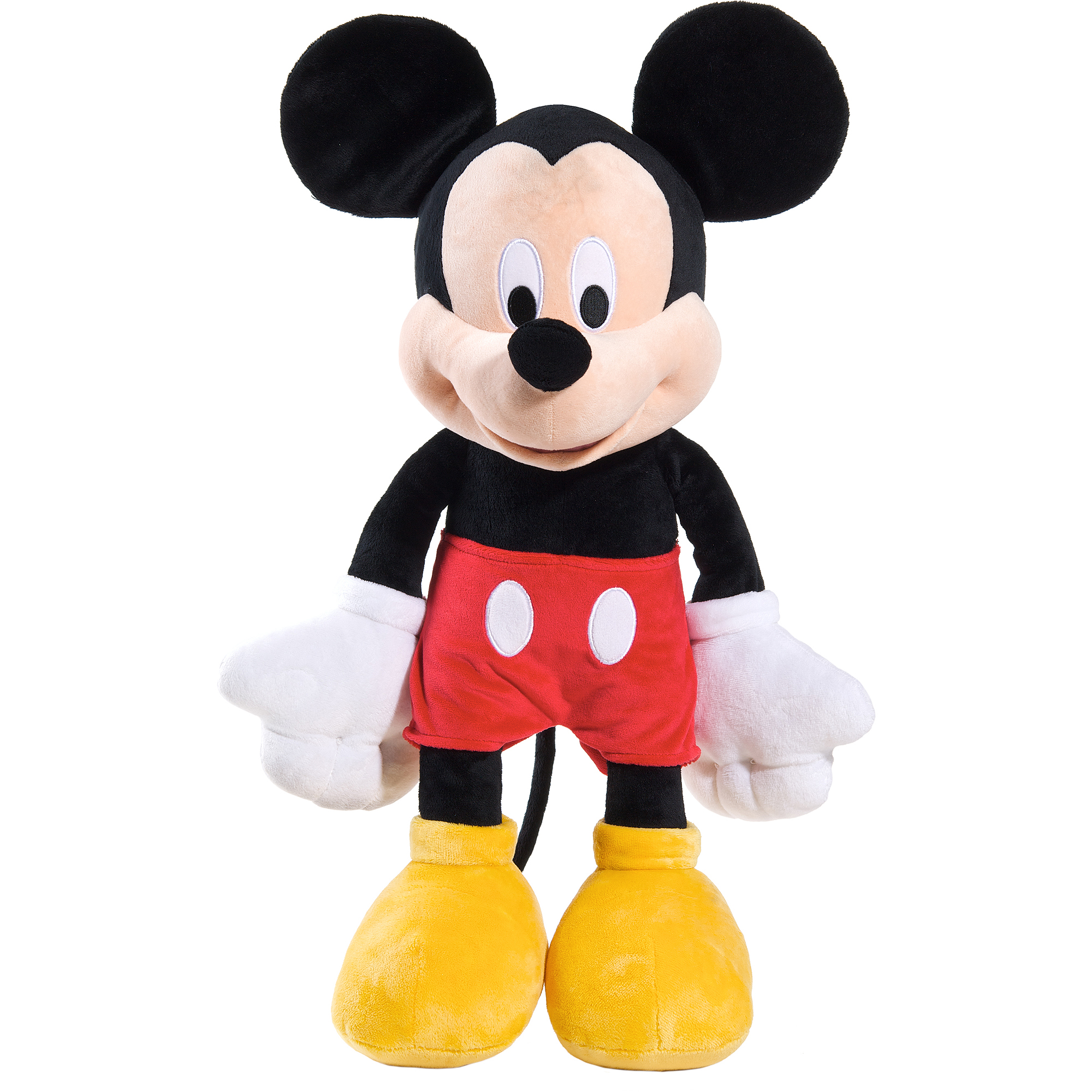 Disney Classic Large Plush Mickey Mouse