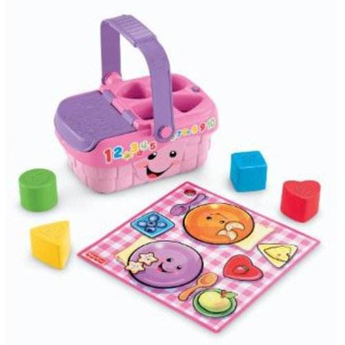 Fisher-Price Laugh & Learn Sweet Sounds Picnic