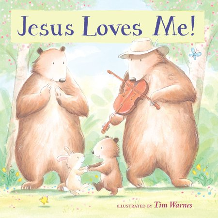 Jesus Loves Me (Board Book) - Jesus Love Me