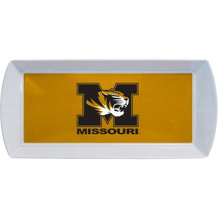 NCAA Missouri Tigers Melamine Relish (China Relish Tray)