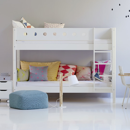 FLEXA Standard Twin over Twin Bunk Bed
