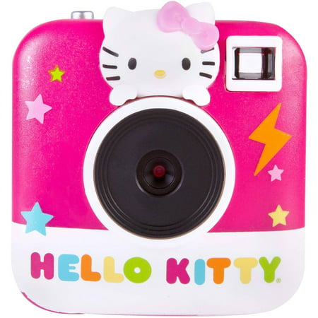 Hello Kitty Snap N Share 2.1MP Digital Camera with 1.5