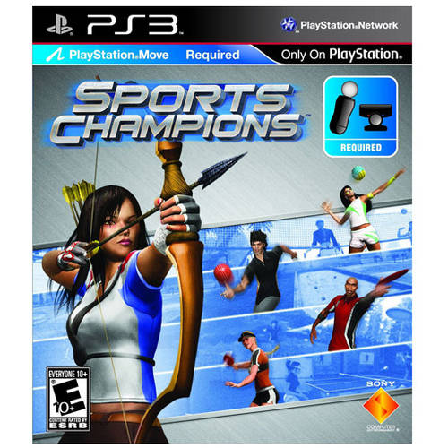 Sports Champions (PS3) - Pre-Owned - Game Only