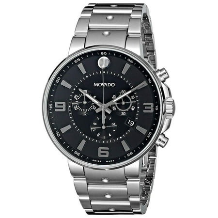 SE Pilot Chronograph Black Dial Men's Watch 0606759