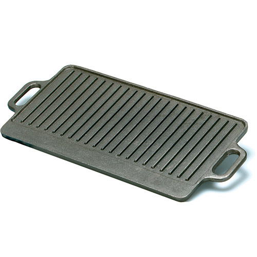 "Texsport Cast Iron Griddle, 9.5"" x 20"""