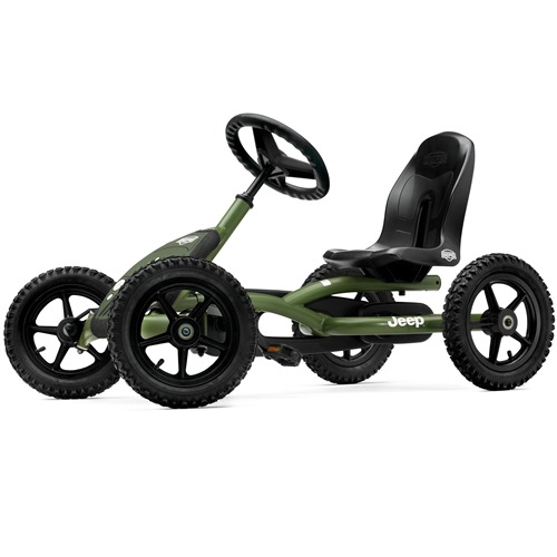 Berg Pedal Go Kart Jeep Junior by Overstock