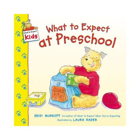 What to Expect at Preschool by