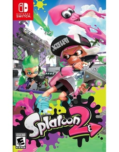 Splatoon 2, Nintendo, Nintendo Switch, 045496590505