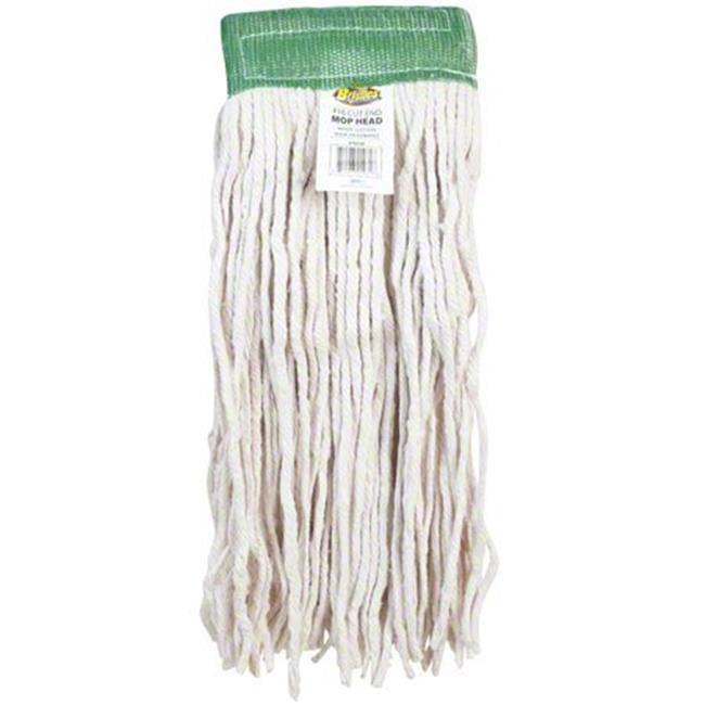 Janico 3016 No.16 Mop Head Cotton Cut End, White - Case of 12 - image 1 de 1