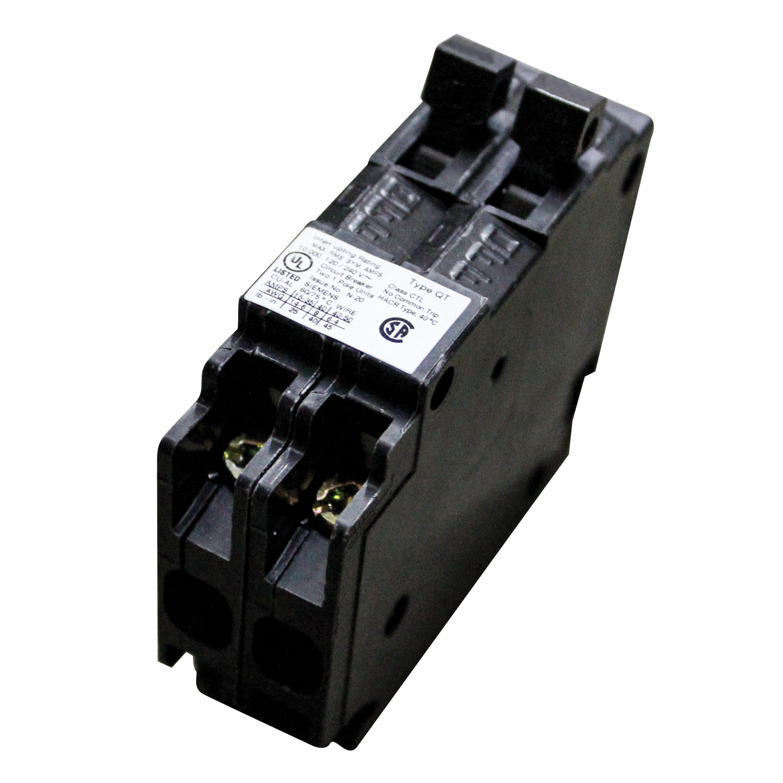 Siemens Q3015 30//15-Amp 1 Pole 120-Volt 10-Kaic DUPLEX Circuit Breaker