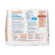 a0e912e487b0 Adult Absorbent Underwear Tranquility® Premium OverNight™ Pull On 2X-Large Disposable  Heavy Absorbency