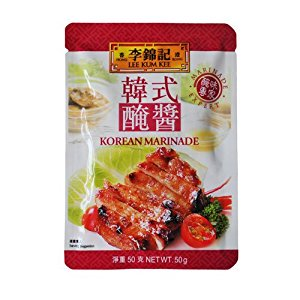 Lee Kum Kee Korean Marinade   1 8Oz  Pack Of 1