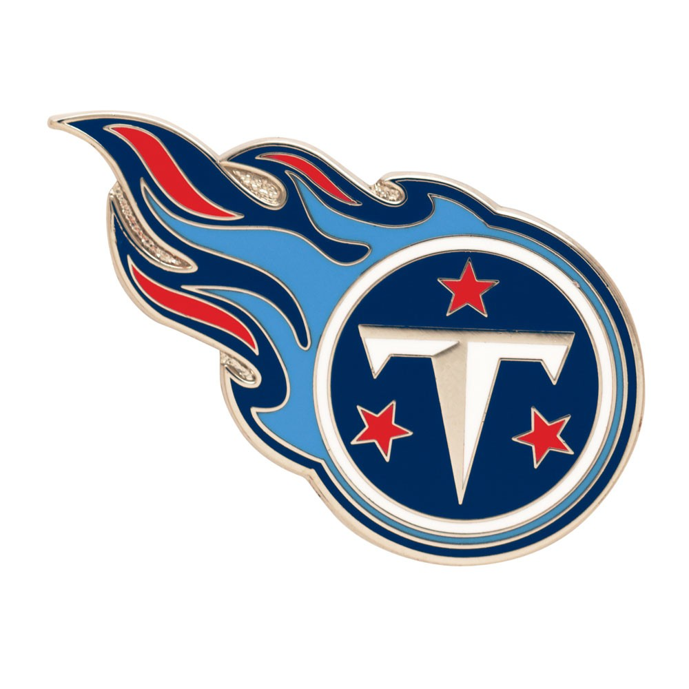 Tennessee Titans Official NFL 1 inch  Lapel Pin by Wincraft