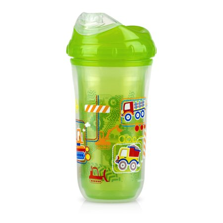 Loyal Nuby Sipeez Toddler Drinking Cup 18 Months Pretty And Colorful Baby Feeding Baby