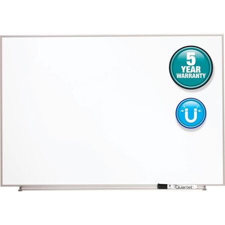 Quartet, QRTM3423, Matrix Aluminum Frame Magnetic Whiteboard, 1 Each
