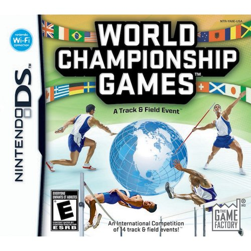 World Championship Games: A Track & Field Event (DS) - Pre-Owned