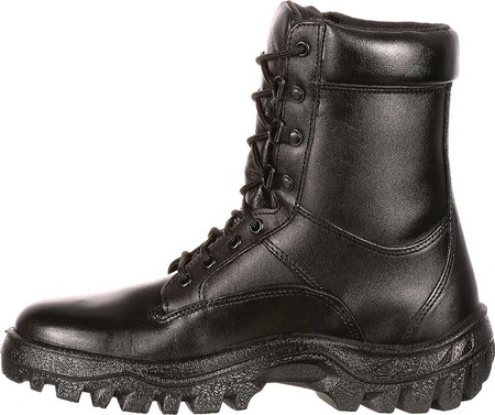 "Men's Rocky 8"" TMC Plain Toe 5010"