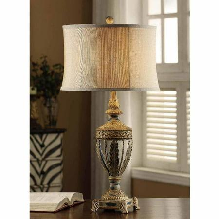 Classics 32-Inch Table Lamp, Tuscan Cream