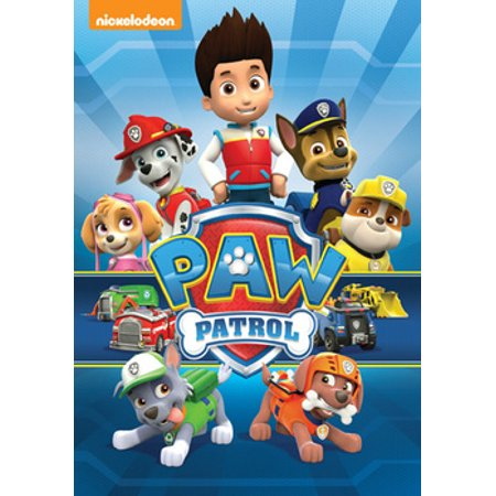 PAW Patrol: Limited Edition Gift Set (DVD + PAW Patrol Little Golden Book)](Paw Patrol Halloween Printables)