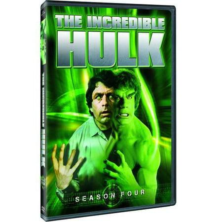 The Incredible Hulk  Season Four  Full Frame