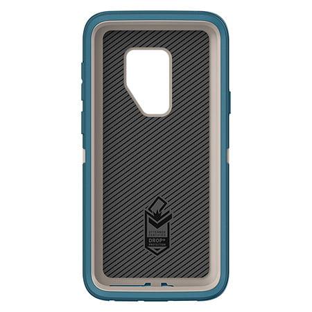 best cheap 15a37 c34b3 OtterBox Defender Series Case for Galaxy S9 Plus, Black - Walmart.com