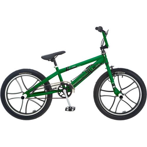 "20"" Boys' Mongoose Rebel Freestyle Bike"