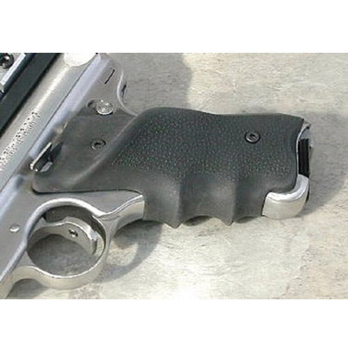 Hogue Rubber Grip 82060 Ruger MK II Rubber Grip with Right-Hand Thumb Rest