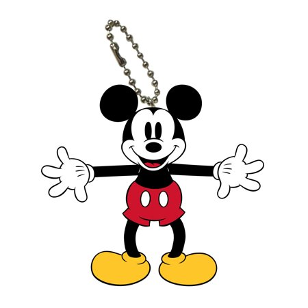 Family Guy Bendable Keychain - Mickey Mouse Bendable Keychain Mickey Retro