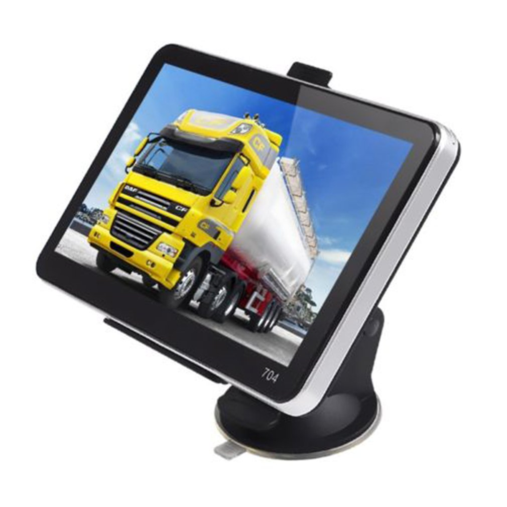 7 inch Car Truck Vehicle Portable GPS Navigation Navigato...