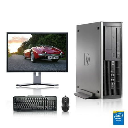 Refurbished - HP DC Desktop Computer 2 7 GHz Pentium D Tower PC, 4GB, 160GB  HDD, Windows 7 x64, 17