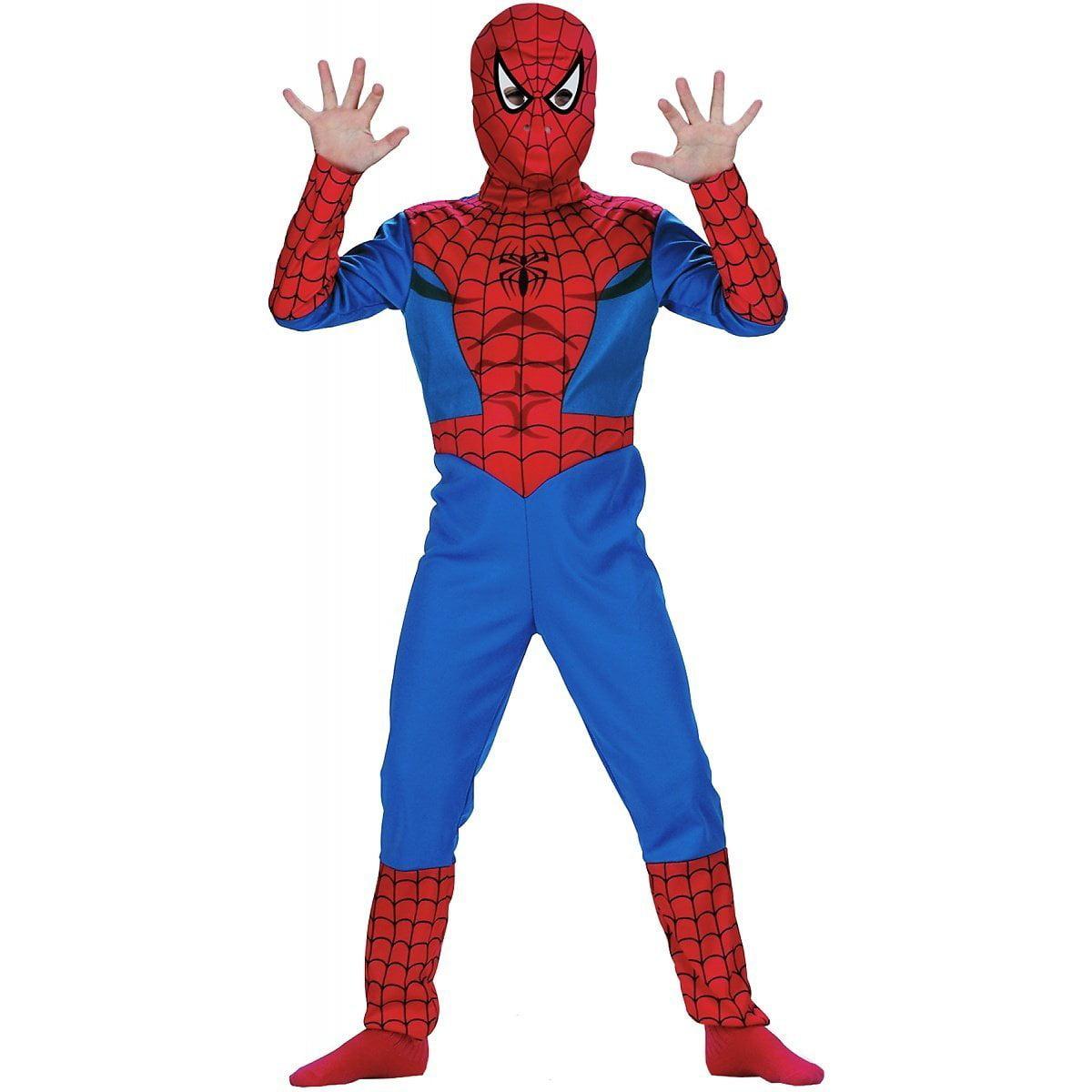 halloween marvel classic spider man child hallowee walmart com