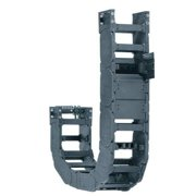 IGUS 880-20-150-0-1 Cable Carrier,HD,Tube,OW9.21In / 234mm
