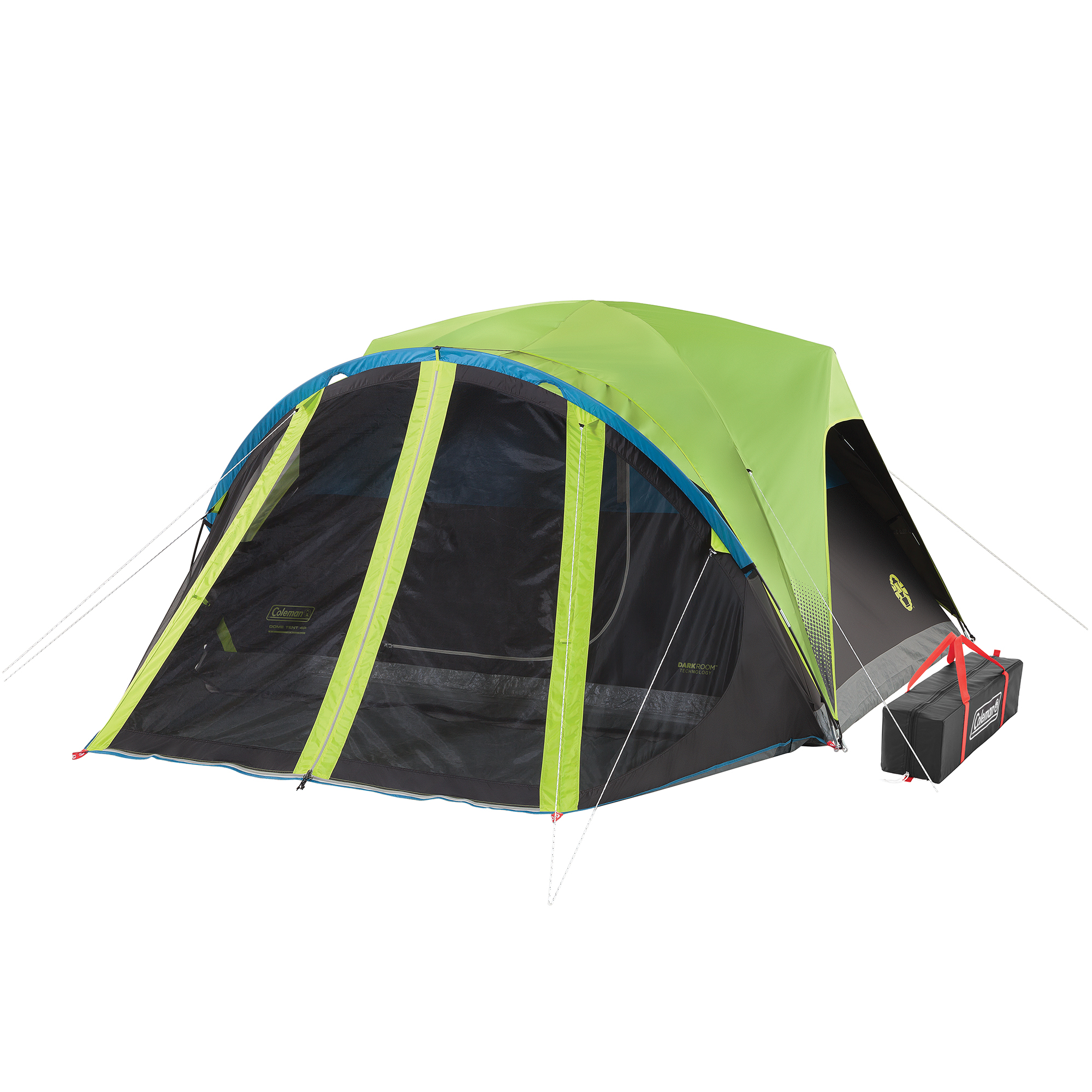 Coleman Carlsbad with Screen Room Tent