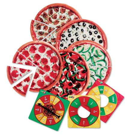 - Pizza Fraction Fun Jr. Game