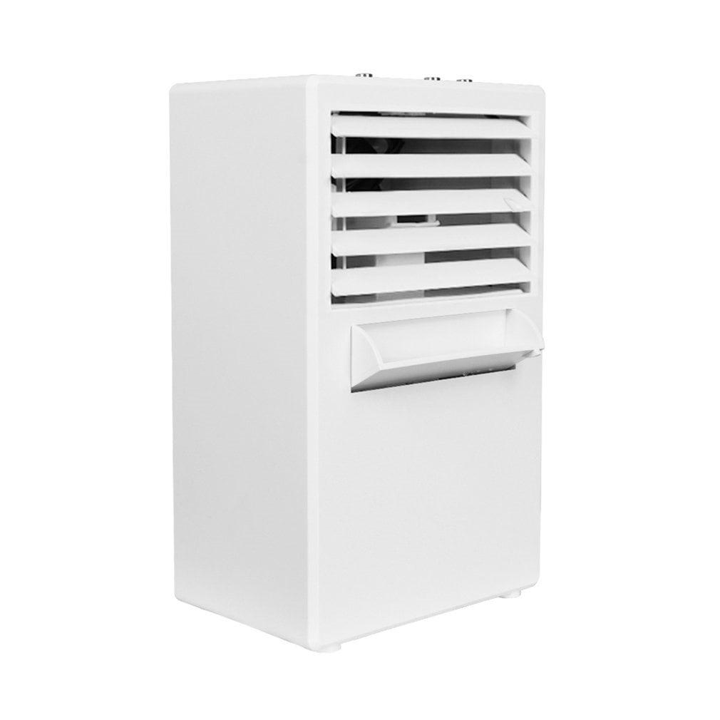 Mini Portable Table Desk Air Conditioner Small Home Office