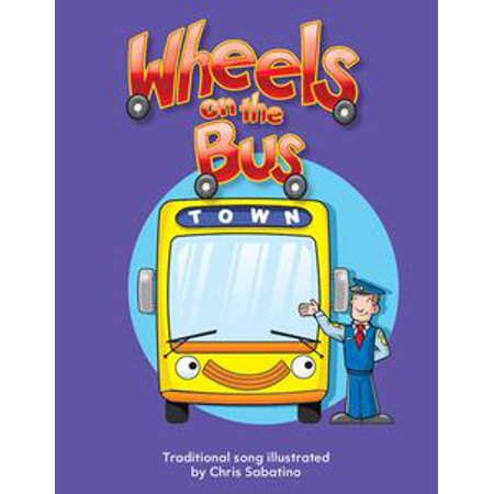 Teacher Bus (Wheels on the Bus - eBook)