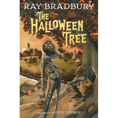 The Halloween Tree (Hardcover) - The Office Erin Halloween