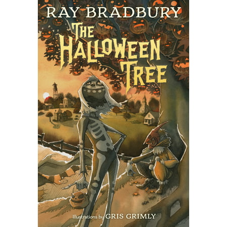 The Halloween Tree (Hardcover)](The Spookiest Halloween Ever)