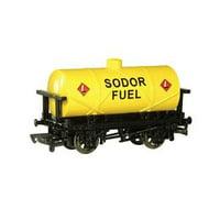 Bachmann Trains HO Scale Thomas & Friends Sodor Fuel Tank Train